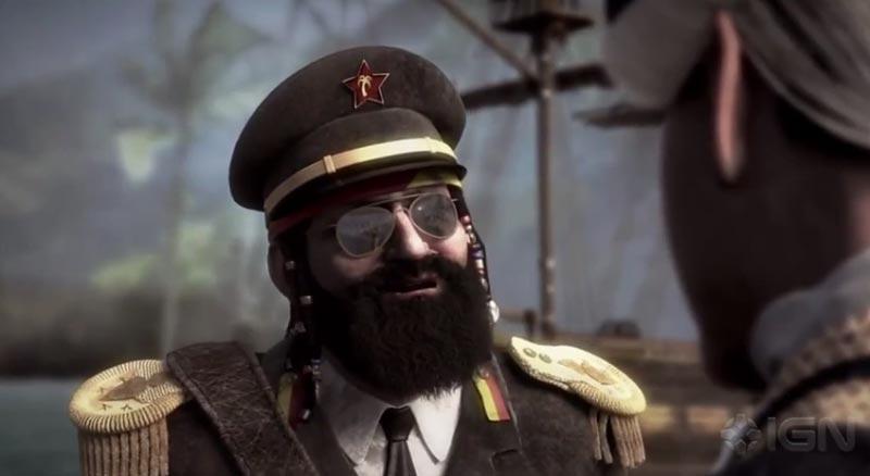 Супер крутой трейлер(тизер) самой диктаторской игры в мире-TROPICO 5.
