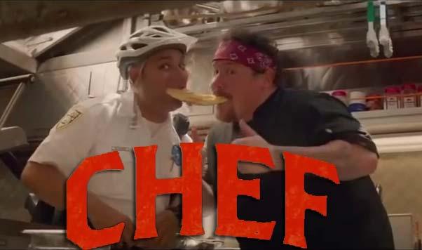Вкуснячий русский трейлер комедии «Повар на колесах». Голодным не смотреть.
