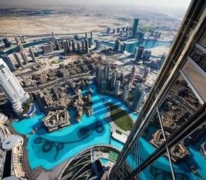 Путешествие 2014: следующая остановка - Дубай.