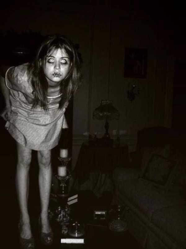 Жуткие картинки из твоих кошмаров. (39 фото)