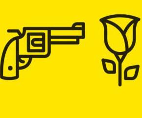 Альтернативные логотипы известных рок-групп.
