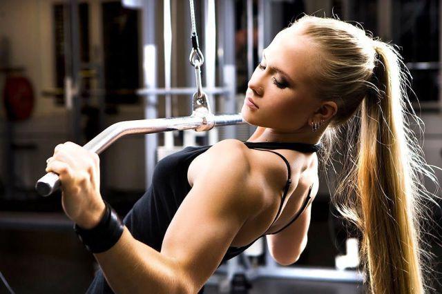 """28 """"няшных"""" снимков красивых спортивных девушек"""