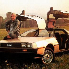 История автомобиля Де Лореан.