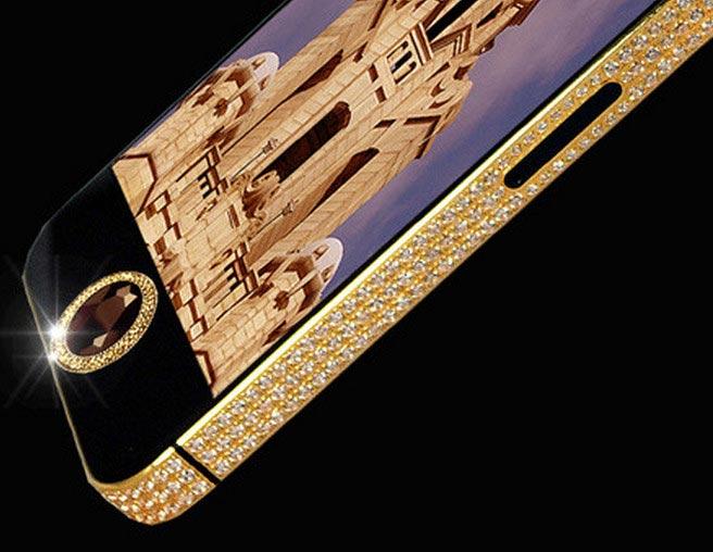 Самые дорогие, роскошные и крутые смартфоны в мире.