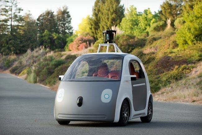 Новая автомобильная марка Google: интересный обзор первого автомобиля от Гугл.
