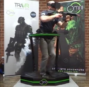Как выглядит игровой процесс CS:GO в шлеме виртуальной реальности Oculus Rift.