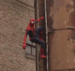 Видео паркура, которое заставит вас поверить, что Спайдермен действительно существует.