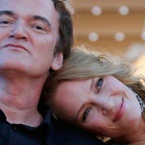 Самая обсуждаемая влюбленная парочка Голливуда - Квентин Тарантино и Ума Турман.