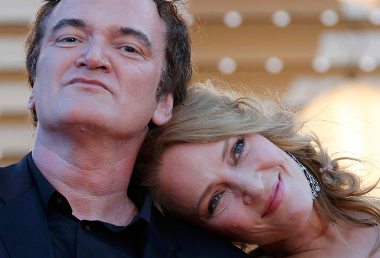 Самая обсуждаемая влюбленная парочка Голливуда — Квентин Тарантино и Ума Турман.
