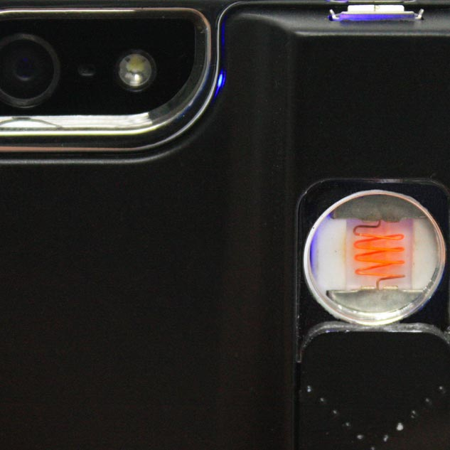 Чехол-прикуриватель для iPhone5 и iPhone5 S.