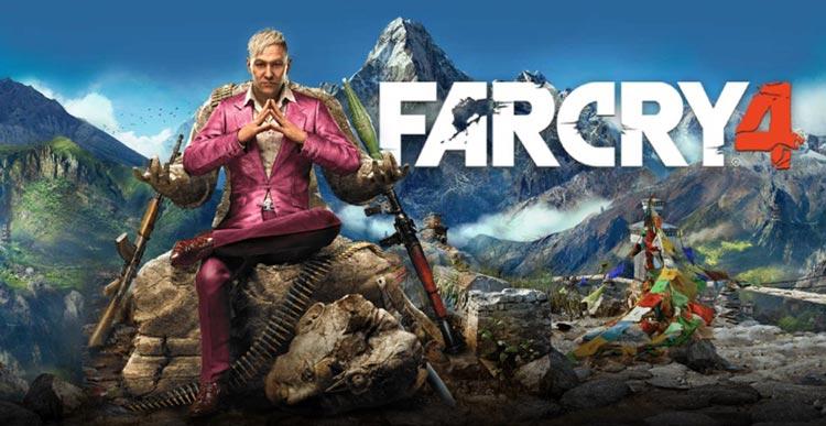 Геймплейное видео нового игрового хита «FAR CRY 4».