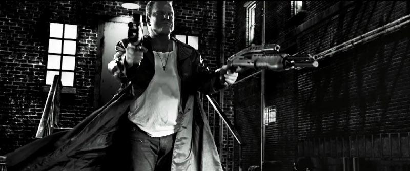 «Город Грехов 2»- официальный трейлер крутого продолжения комиксов Фрэнка Миллера.