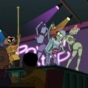А создадут ли на самом деле Бэндера? Роботов стриптизерш уже создали.