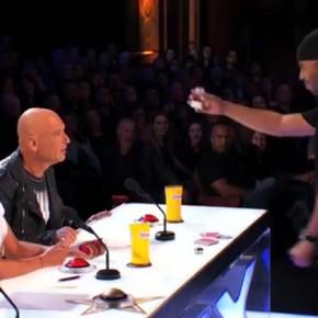 """Гудини из Гетто - магические фокусы на передаче """"America's Got Talent""""."""