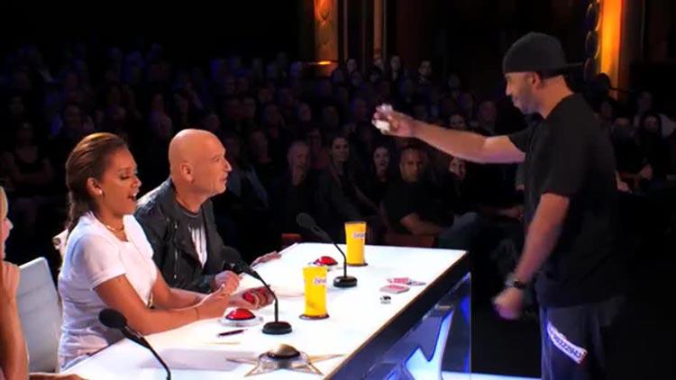 Гудини из Гетто — магические фокусы на передаче «America's Got Talent».