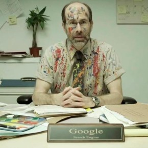 Если бы Google стал живым человеком [Полная версия]