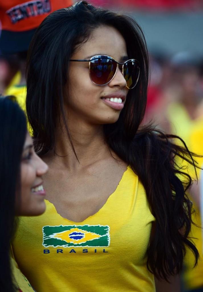 бразильские красивые девушки - 10