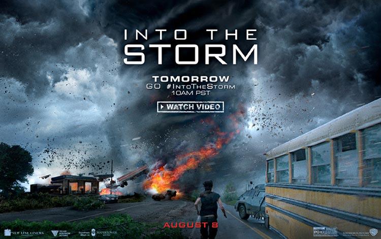 Ураганный русский трейлер фильма «Навстречу шторму»
