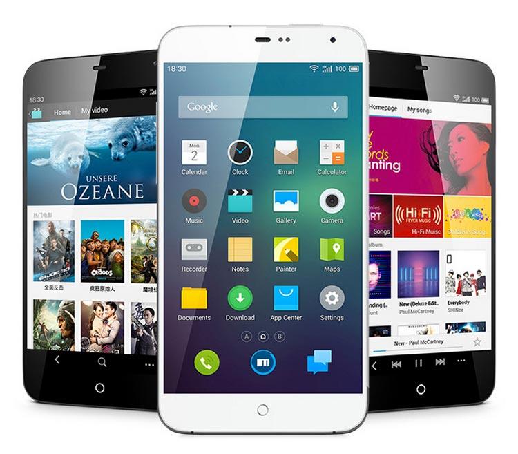Топ 5: самые продаваемые смартфоны 2014 года.