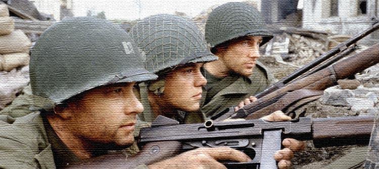 Если бы фильм «Спасти рядового Раяна» снимал Сильвестр Сталонне.