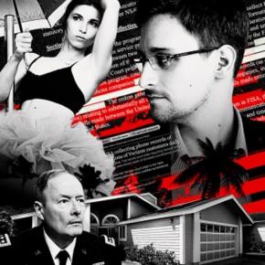 Эдвард Сноуден о том, как развлекаются в спец.службах, просматривая личные и пикантные фото людей.