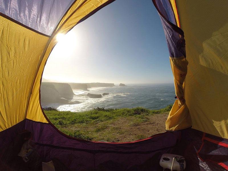 15 аргументов того, что просыпаться в палатке лучше, чем просыпаться дома.