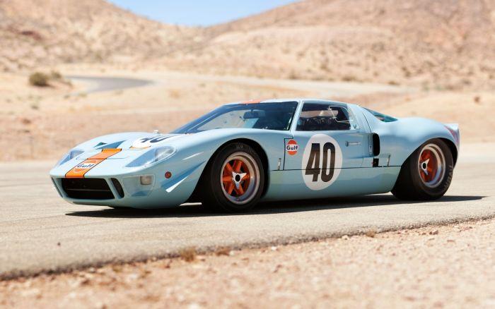 25 самых дорогих машин, проданных с аукционного лотка.