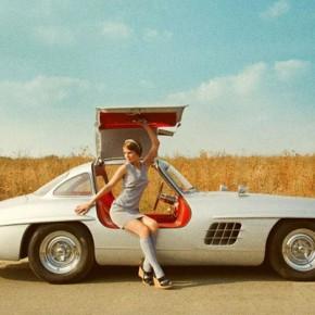 Каким видят девушки свой автомобиль мечты.