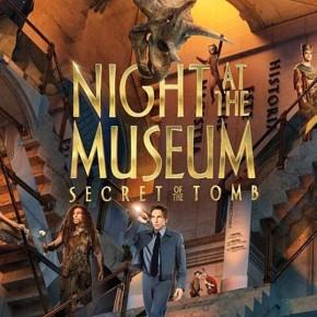 """Фильм """"Ночь в музее 3: секрет гробницы"""" 2014. Трейлер"""