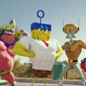 «Губка Боб 3D» 2015. Первый трейлер