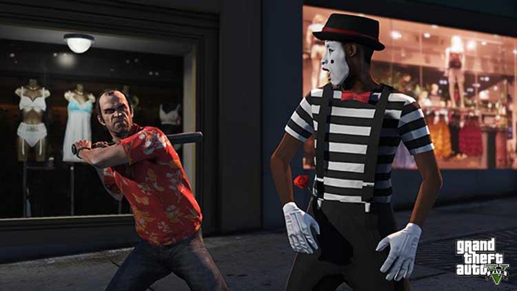 Официальная дата выхода GTA V на PC - 27.01.2015