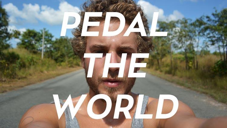 На педалях вокруг света за 365 дней.