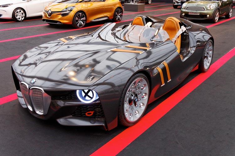 8 крутых моделей концепт-каров 2014 года.
