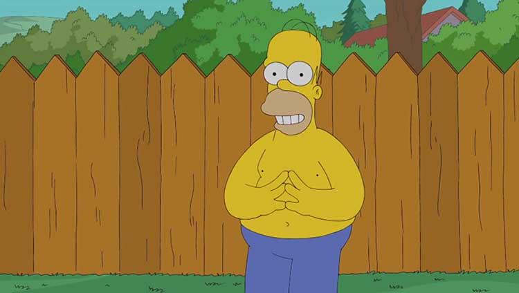 Как Гомер Симпсон подхватил эстафету Ice Bucket Challenge и что это такое.
