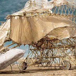«Пляжные звери» Тео Янсена