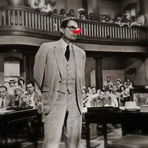 Смешные случаи, происходившие в зале суда.