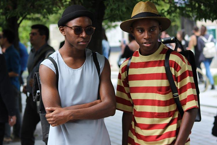 Трэнды «Парижской недели моды» 2014