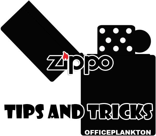 Трюки с зажигалкой ZIPPO, которыми ты обязан овладеть.