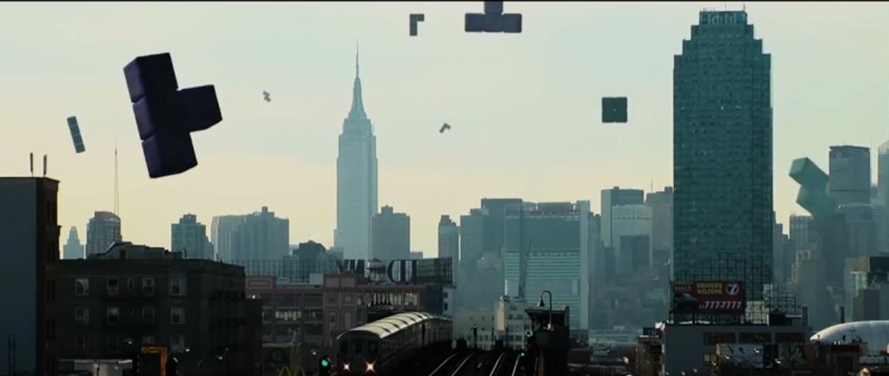 Неофициальный трейлер научно-фантастического экшена «Тетрис». [ По мотивам игры ]