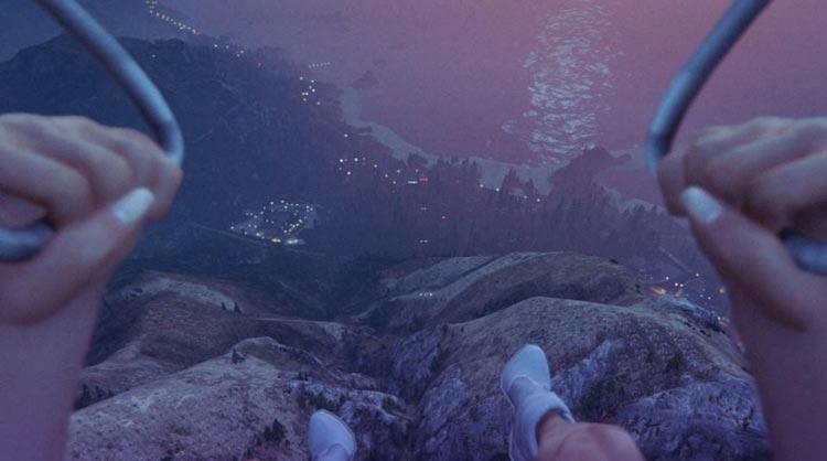 Гиперреалистичные фотографии мира GTA V