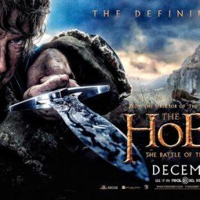 """Второй трейлер фильма """"Хоббит 3: Битва пяти воинств"""""""