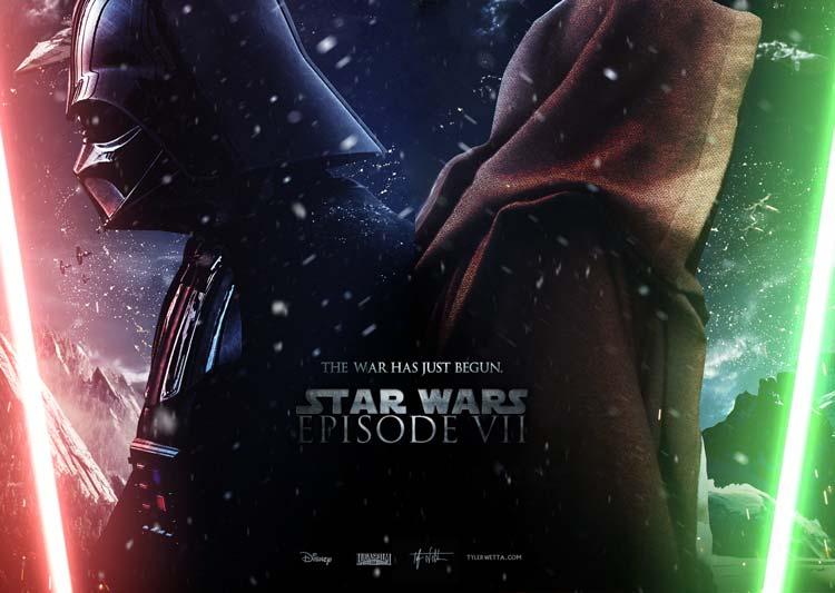 Звездные войны Эпизод 7 «Пробуждение силы» — первый русский тизер-трейлер.