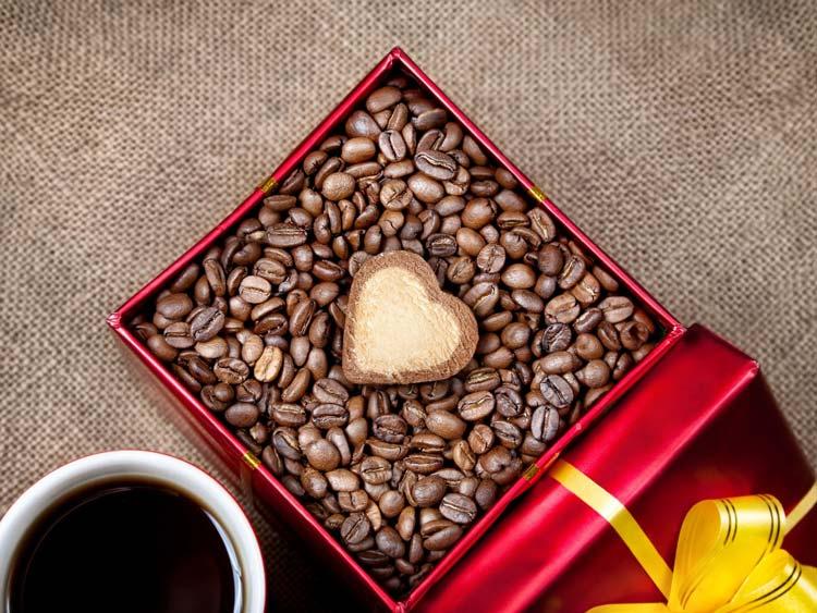 3 лучших подарка любителям кофе.
