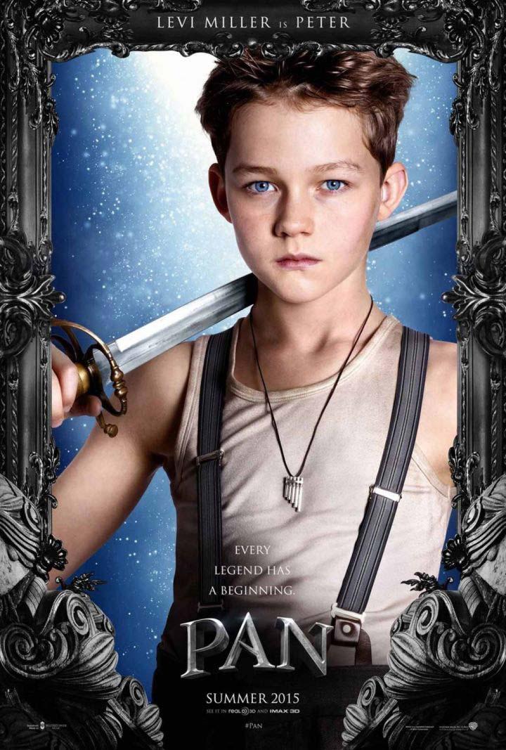 """Приключенческий фильм для всей семьи """"Пэн"""" (2015). Русский трейлер"""