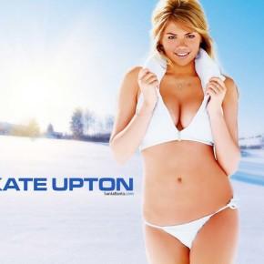 25 горячих фотографий самой сексуальной женщины планеты 2014 года - Кейт Аптон.