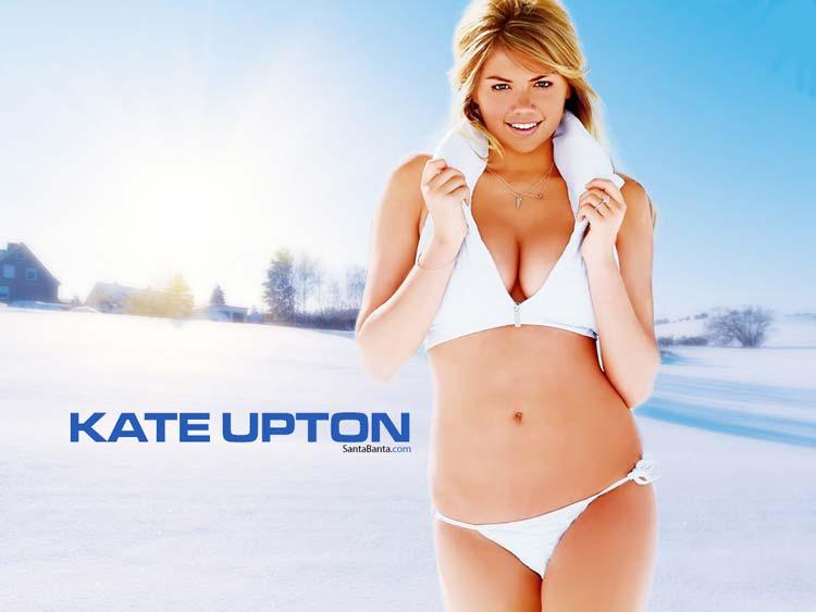 25 горячих фотографий одной из самых сексуальной женщины планеты — Кейт Аптон.