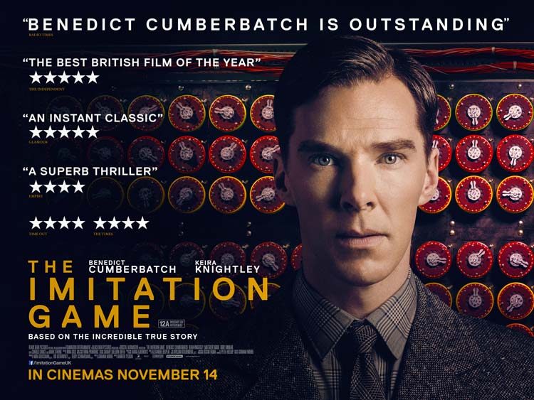 Лучший британский фильм 2014 года —  «Игра в имитацию» 2015. Русский трейлер