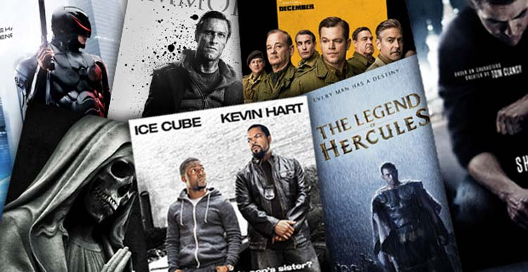 Лучшие фильмы 2014 года в одном мэшап-трейлере.