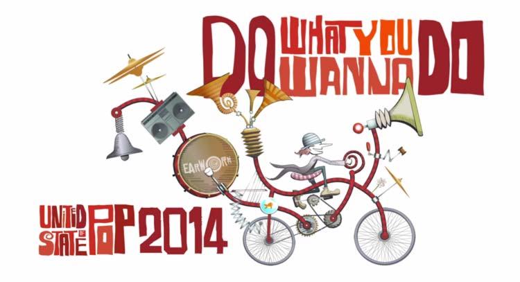 «Делай то, что ты хочешь!» — самые лучшие поп-хиты 2014 в мэшап от легендарного «Ушного червяка»
