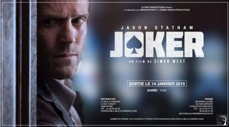 Зубодробительный боевик с Джейсоном Стэйтемом — «Шальная карта» 2015. Русский трейлер.